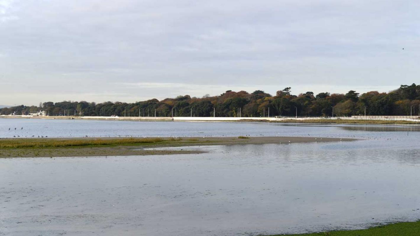 Dollymount Promenade & Flood Defence