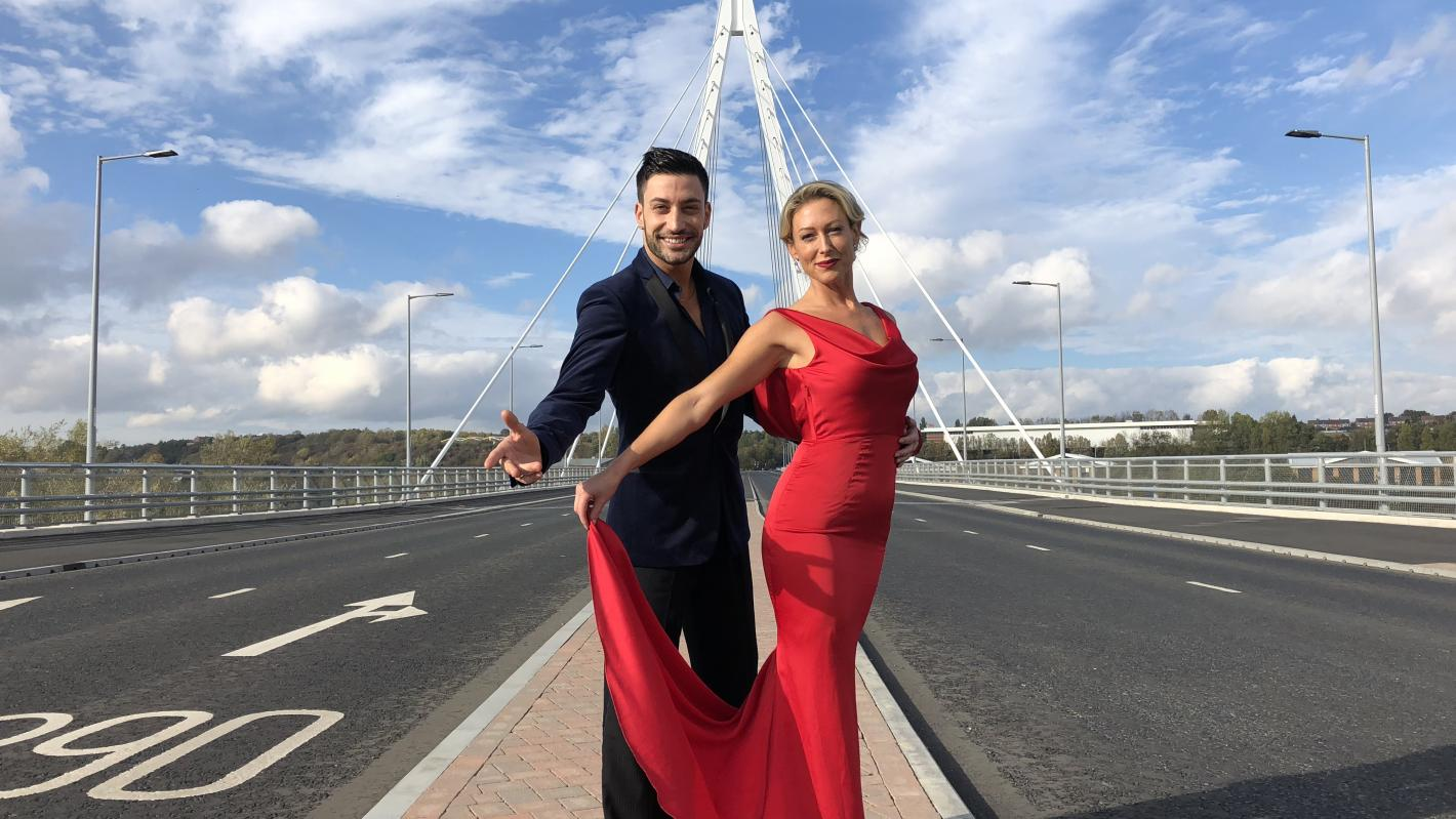 Strictly Come Dancing on Northern Spire