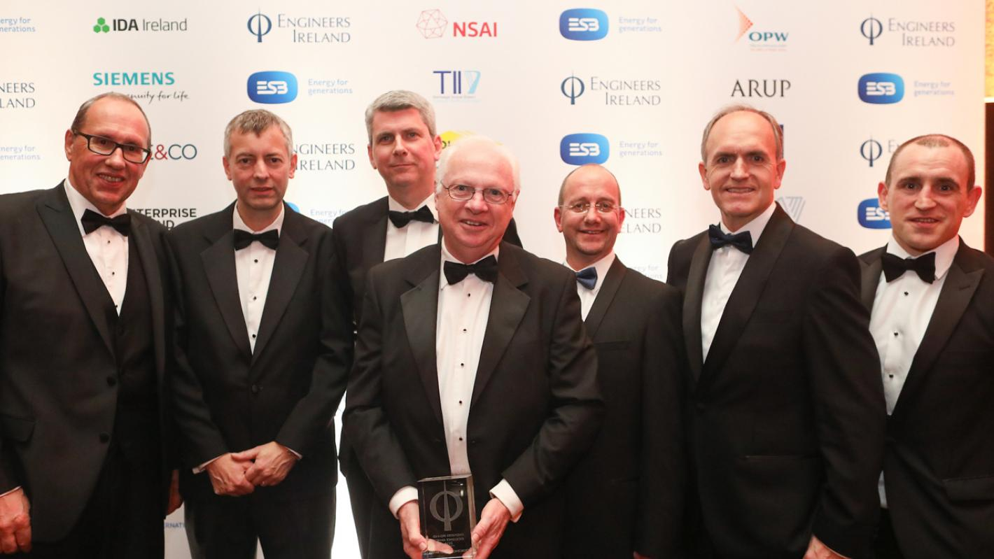 Geoscience Ireland Award Hero Image