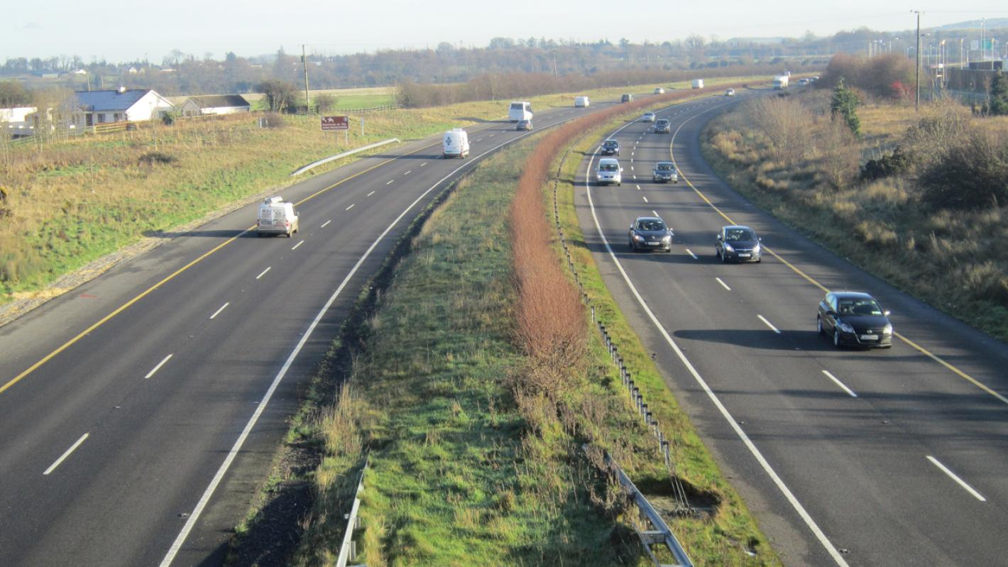M7 Naas to Newbridge Bypass Upgrade