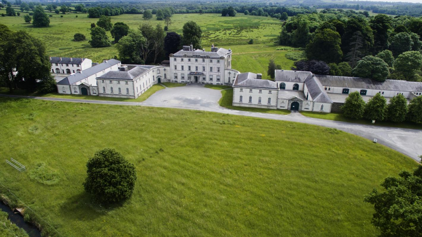 Strokestown House Hero Image