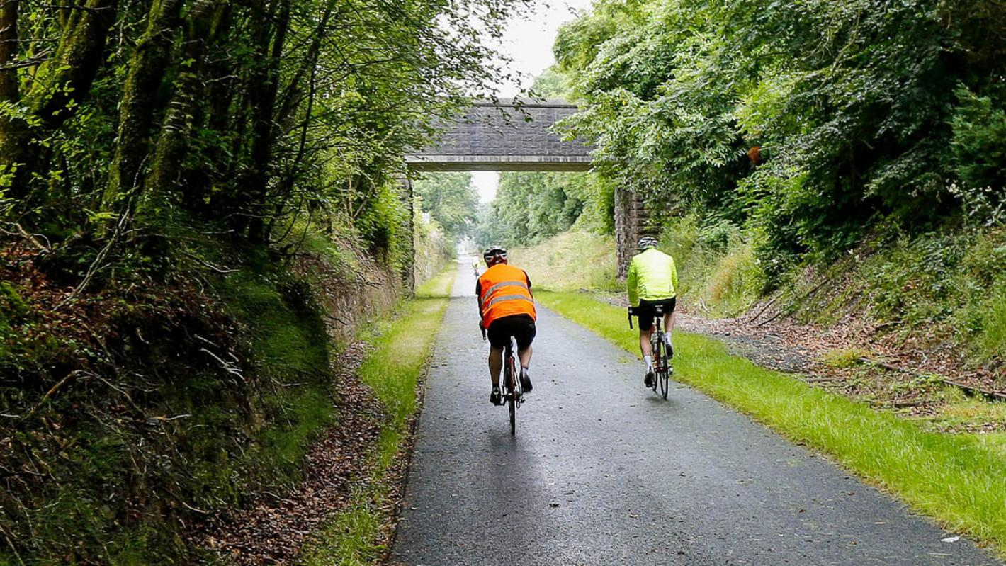 Galway to dublin cycleway