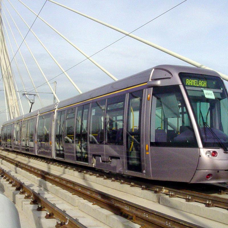 Luas Traffic Junctions