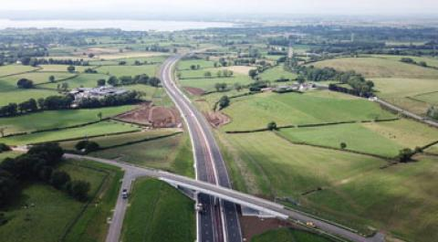 UK National GO Awards Infrastructure Project of the Year 2020