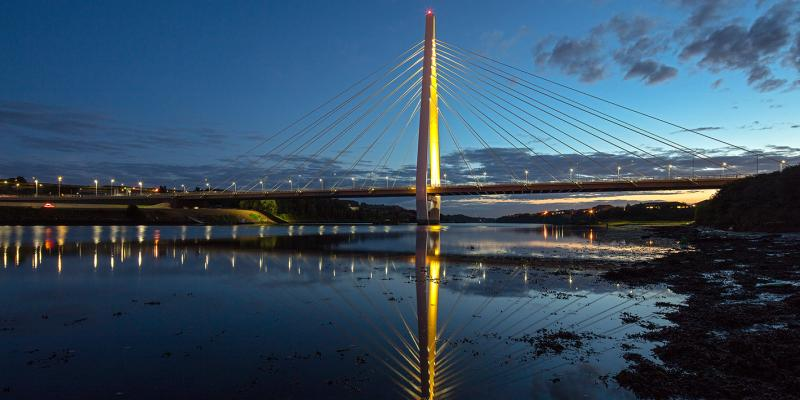 Northern Spire Bridge