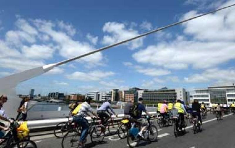 Greater Dublin Area Cycle Network Plan