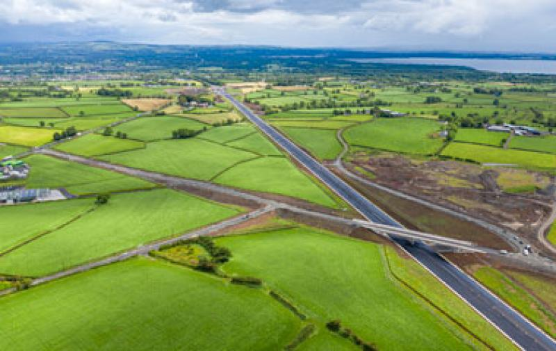 A6 Randalstown to Castledawson